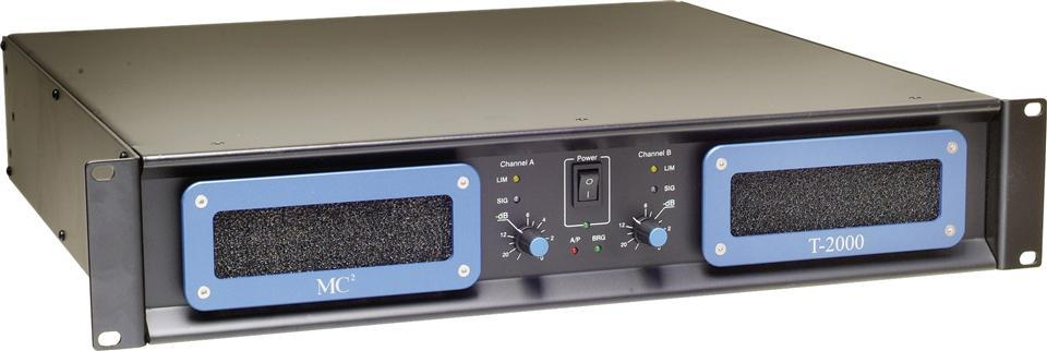 1150W Channel stereo amp