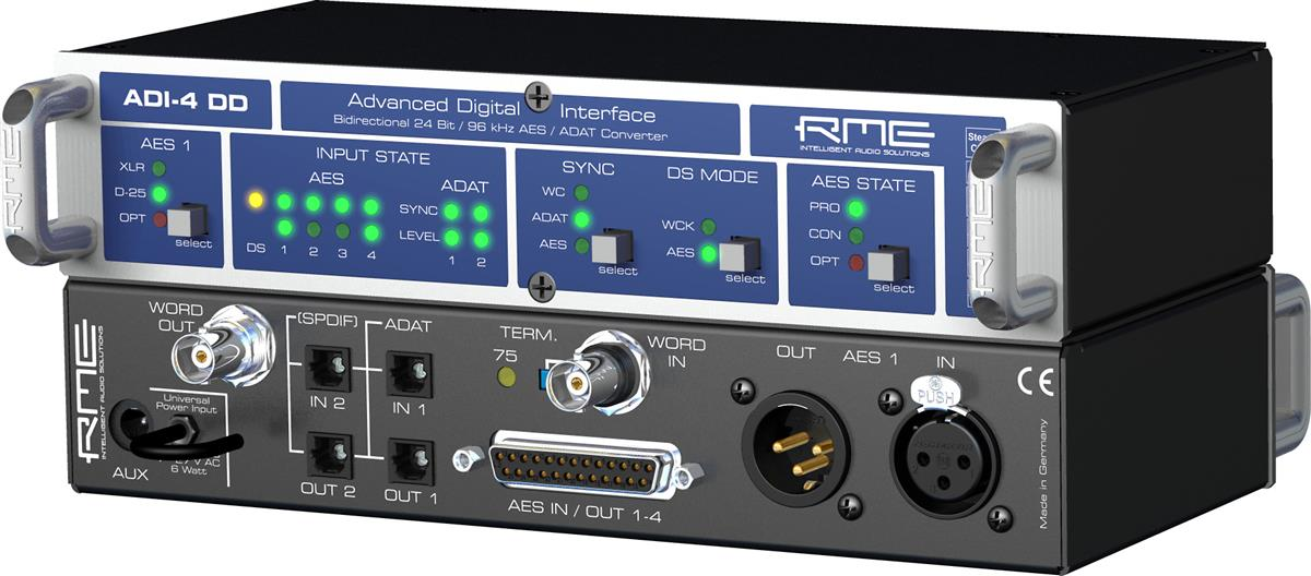 RME 8-Channel, 96khz, AES/EBU ADAT Converter