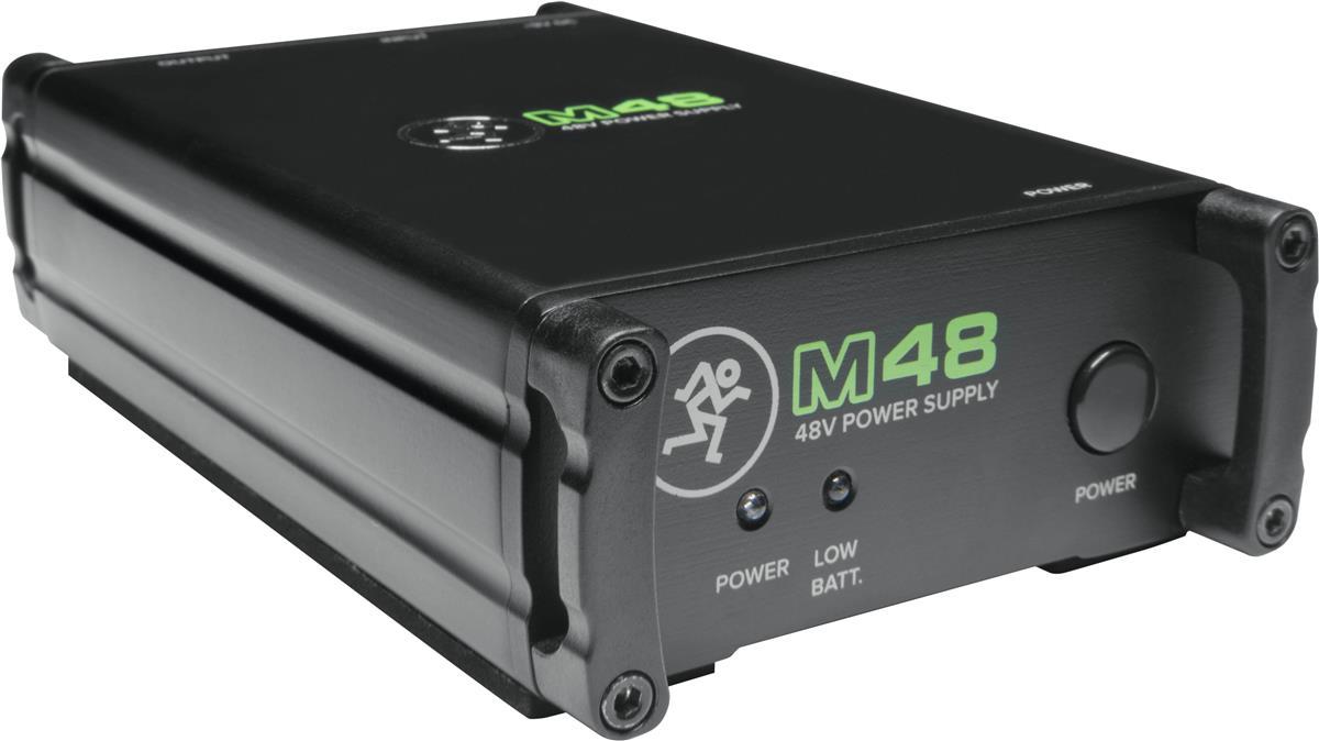 Mackie 48v Phantom Power Supply