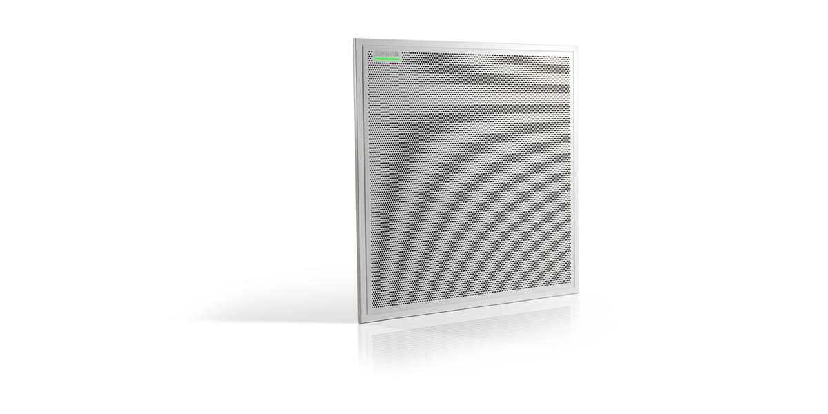 Shure MXA910 CEILING ARRAY INTELLIMIX WHT 60CM