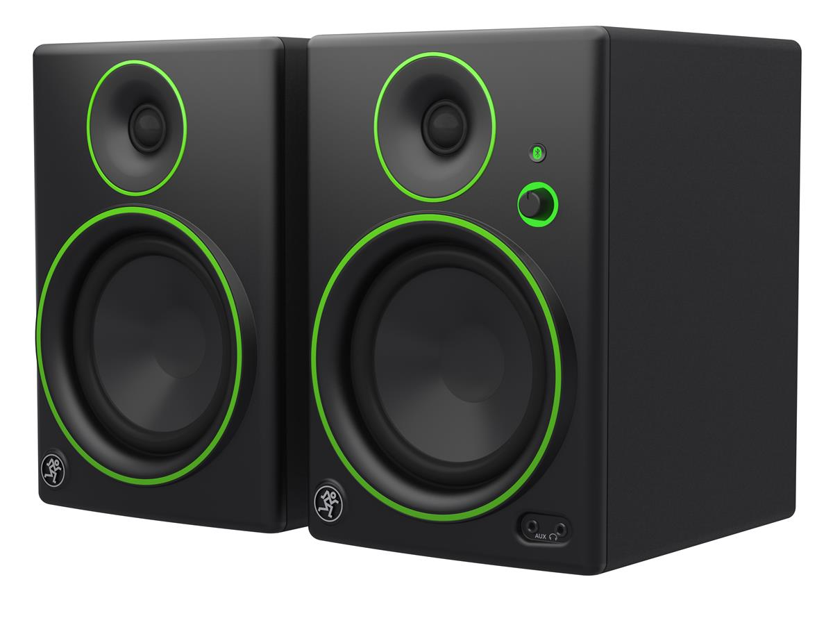 Mackie 5 in Multimedia Monitors med Bluetooth (Par)