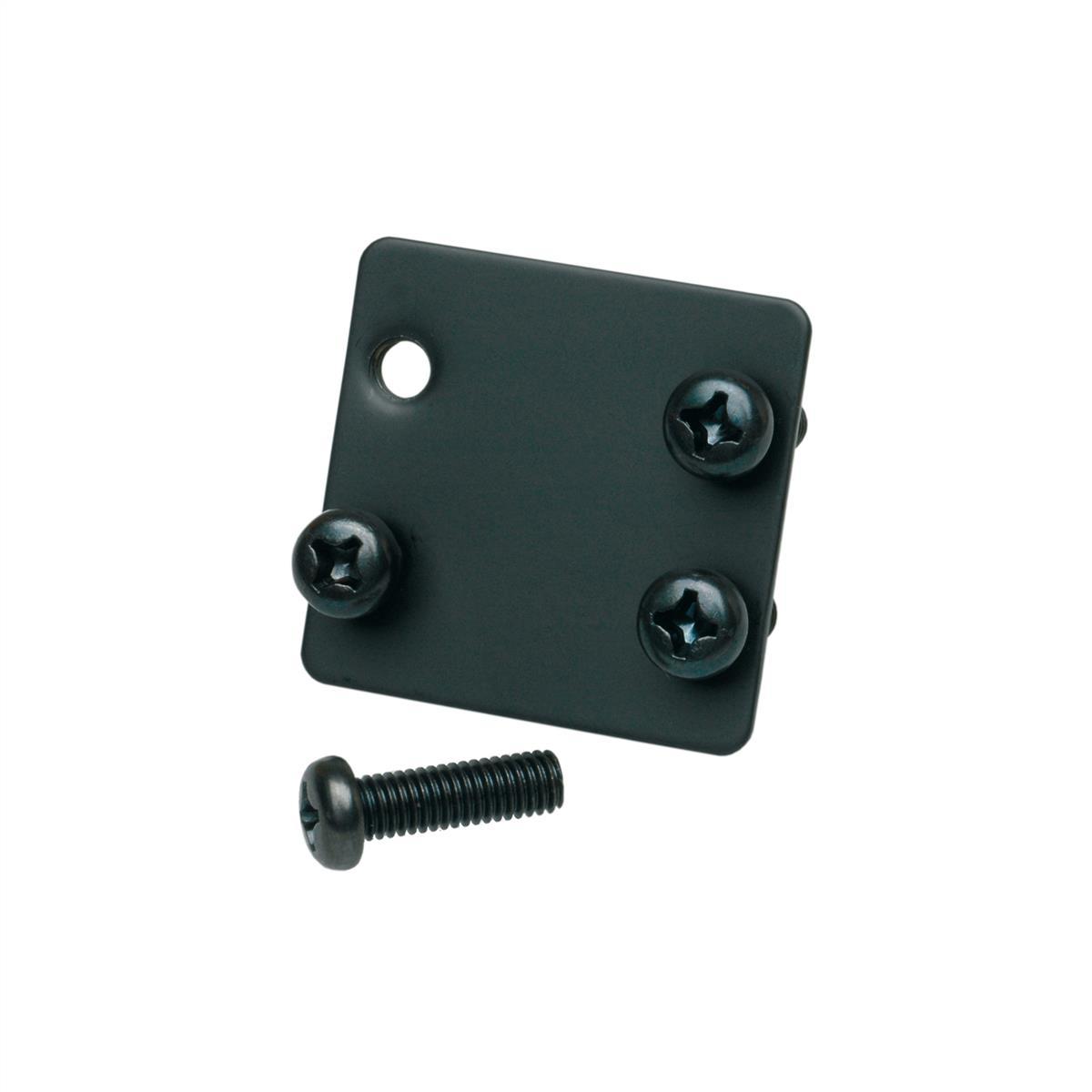 Apart Metal adapt for 2 pieces BUZZSTOP-MKIII in 19 in rack
