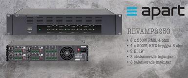 APART AUDIO REVAMP 8250