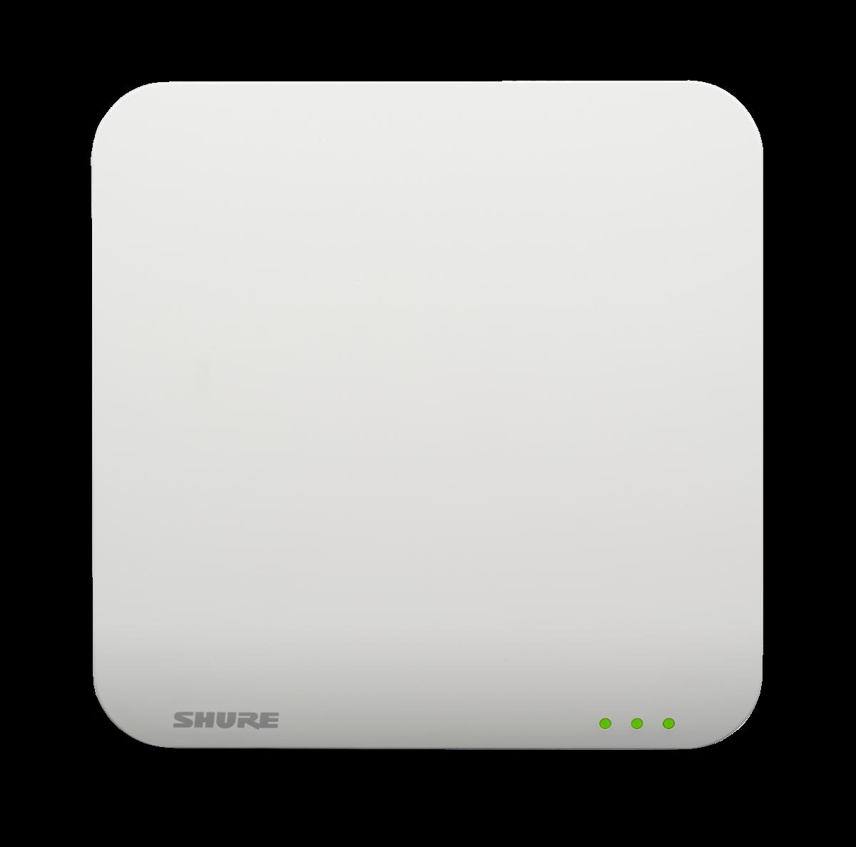 Shure MXWAPT4 Microflex 4 ch access point transceicer