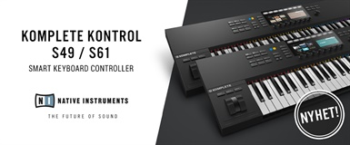 NATIVE INSTRUMENTS - KOMPLETE S MKII