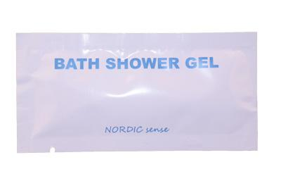 NORDIC sense Bath Shower Gel 9 ml sachet/700 pcs