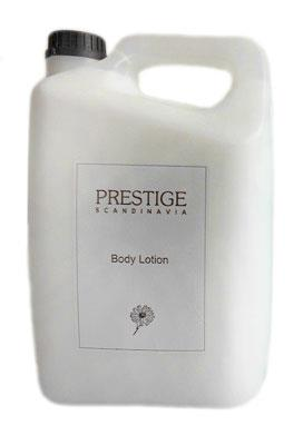 PRESTIGE Body Lotion - 5 l dunk - 3 stk/kart.