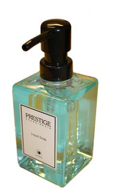 UN PRESTIGE LIQUID SOAP  u/pump 430 ml (husk 27859 pumpe)