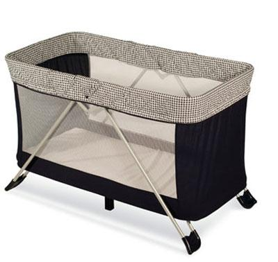 Nordic Dream baby bed 60x120cm w/matress