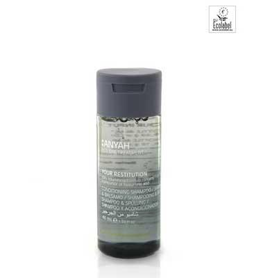 ANYAH ECOLABEL Conditioner/shampoo - 216 stk/kart