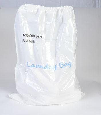 NORDIC Laundry bag, 40x55 cm w/draw string/100 pcs