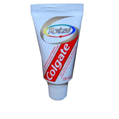 Colgate toothpaste 19 ml / 2318/ 100 pcs