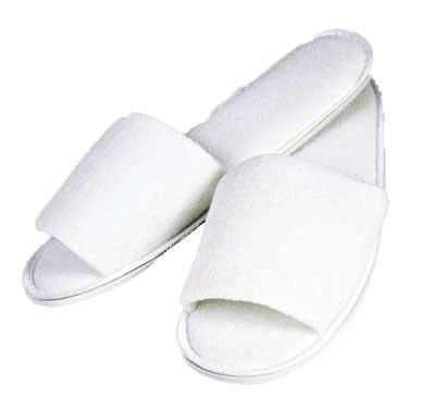 Slipper Nordic Light White 29cm open toe/100 pcs
