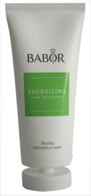 GU BABOR Energizing Lime Mandarin Body cream 30 ml (216)