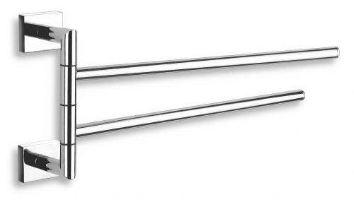 Double- arm towel rail Titania Elis 66429