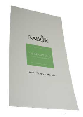 Dispenser BABOR FRONTPLATE