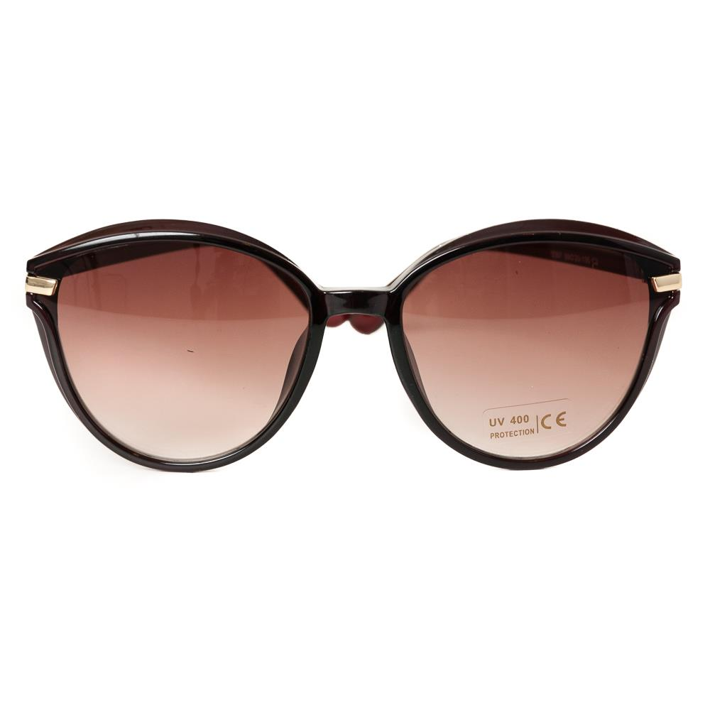 Sunglasses , Oval classic shaped brown