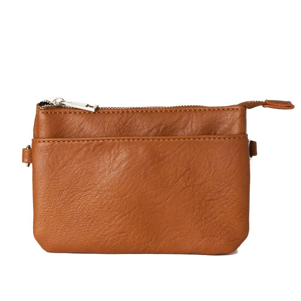 Bag, Anna purse cognac
