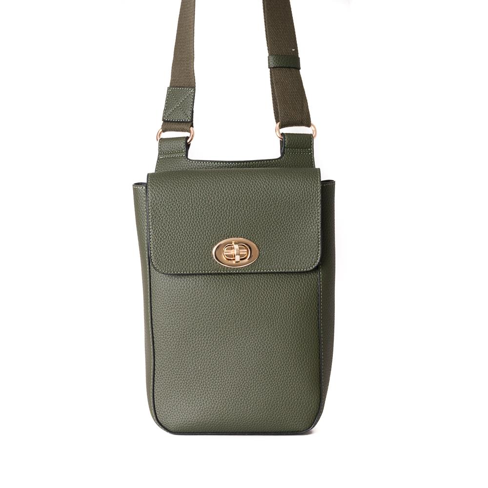 Bag, small school army green