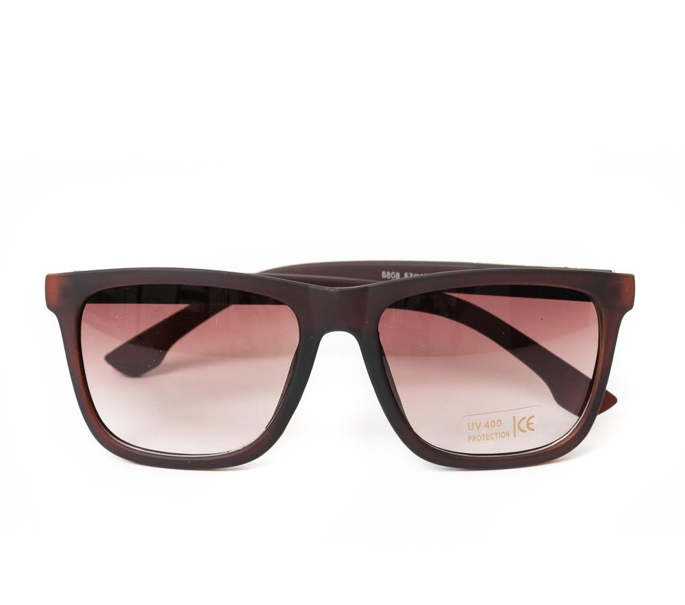 Sunglasses , stright line dk brown