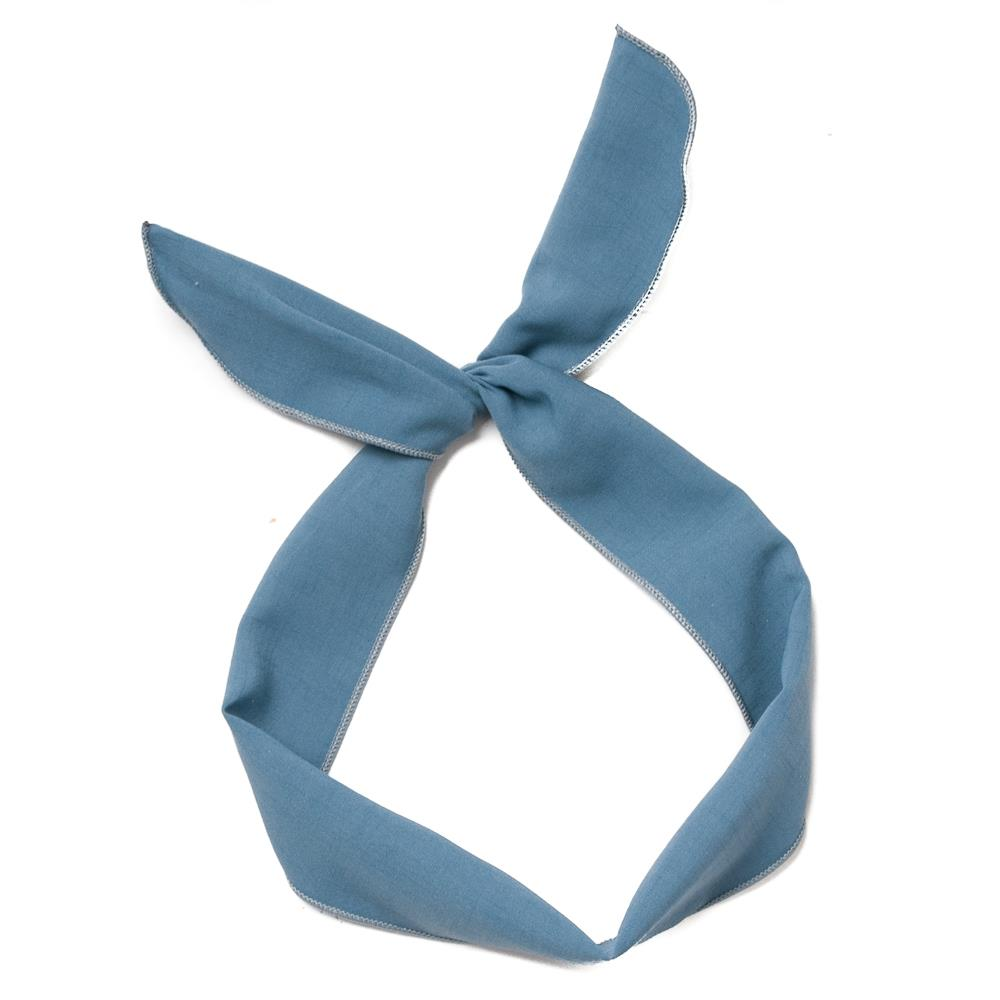 Hairband, Wire lt blue