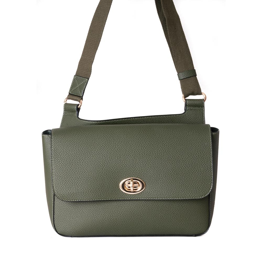Bag, school army green