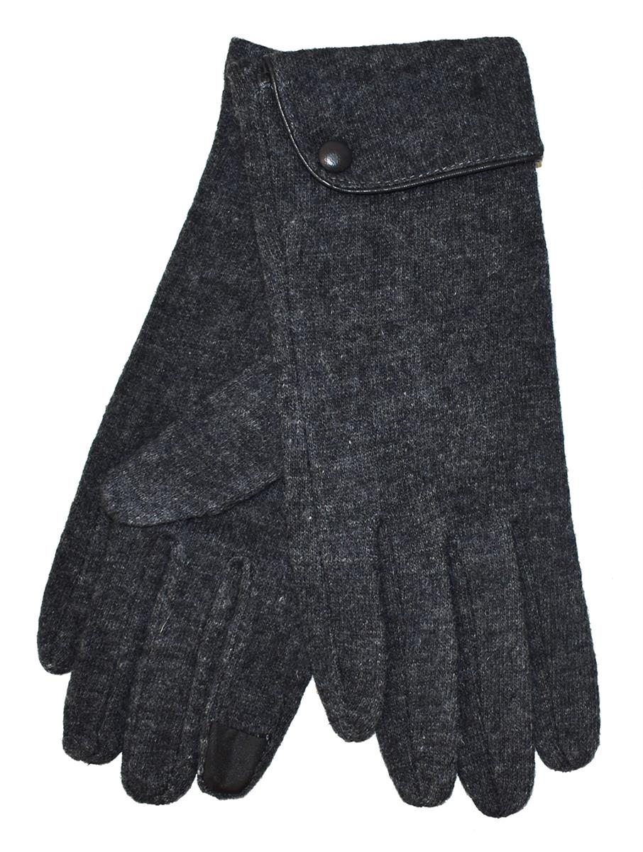 Gloves, wool with touch finger