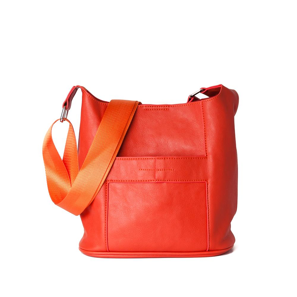 Bag, Anna small cross orange
