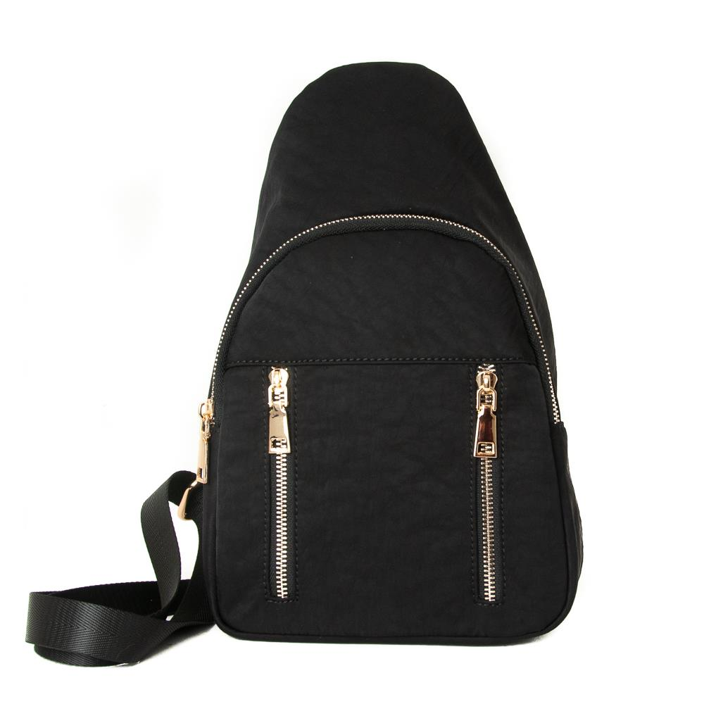 Bag, Dina cross sack black