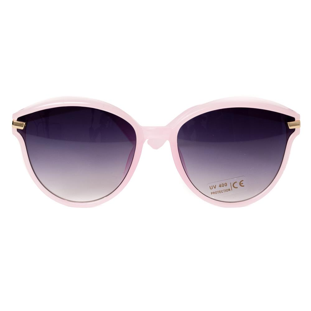 Sunglasses , Oval classic shaped lt pink