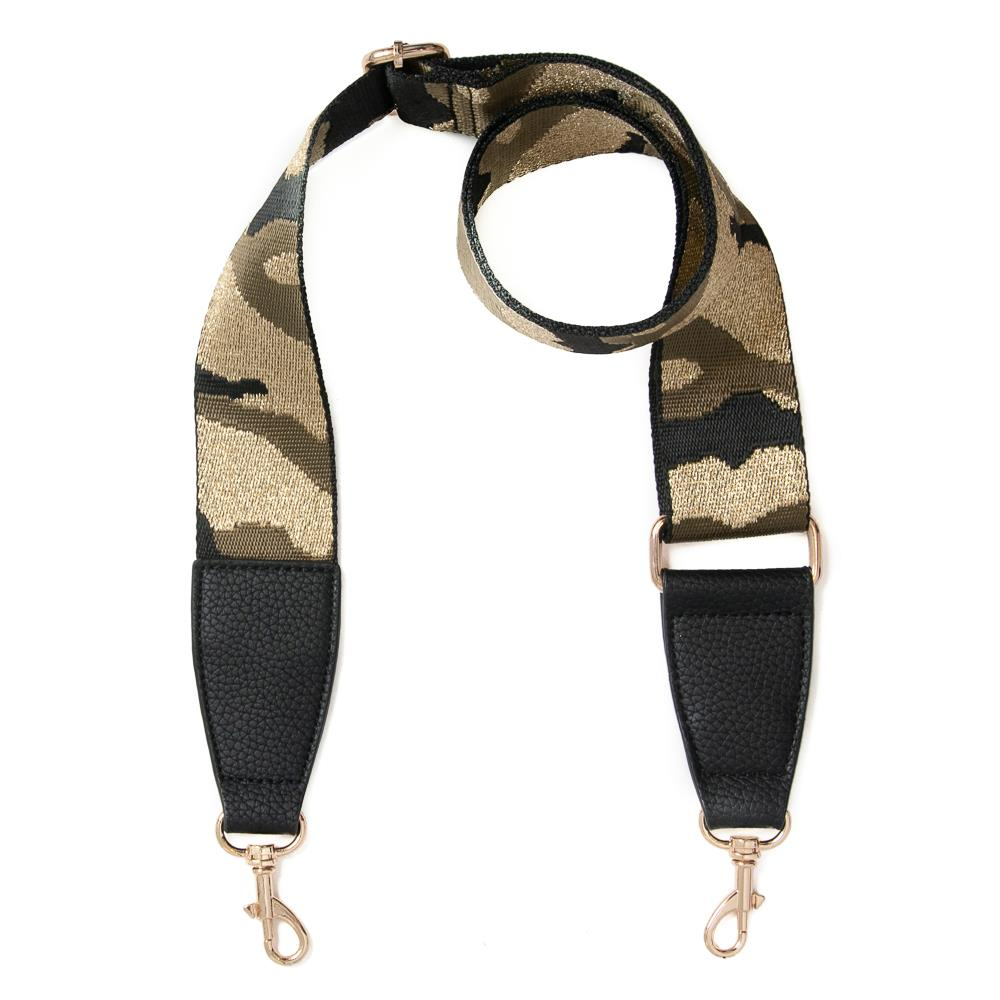 Shoulder strap, Camo pattern army green