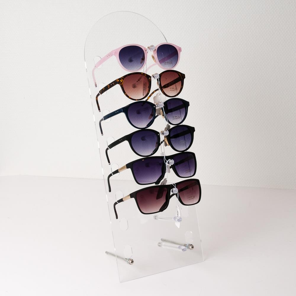 Sunglasses , display transparent