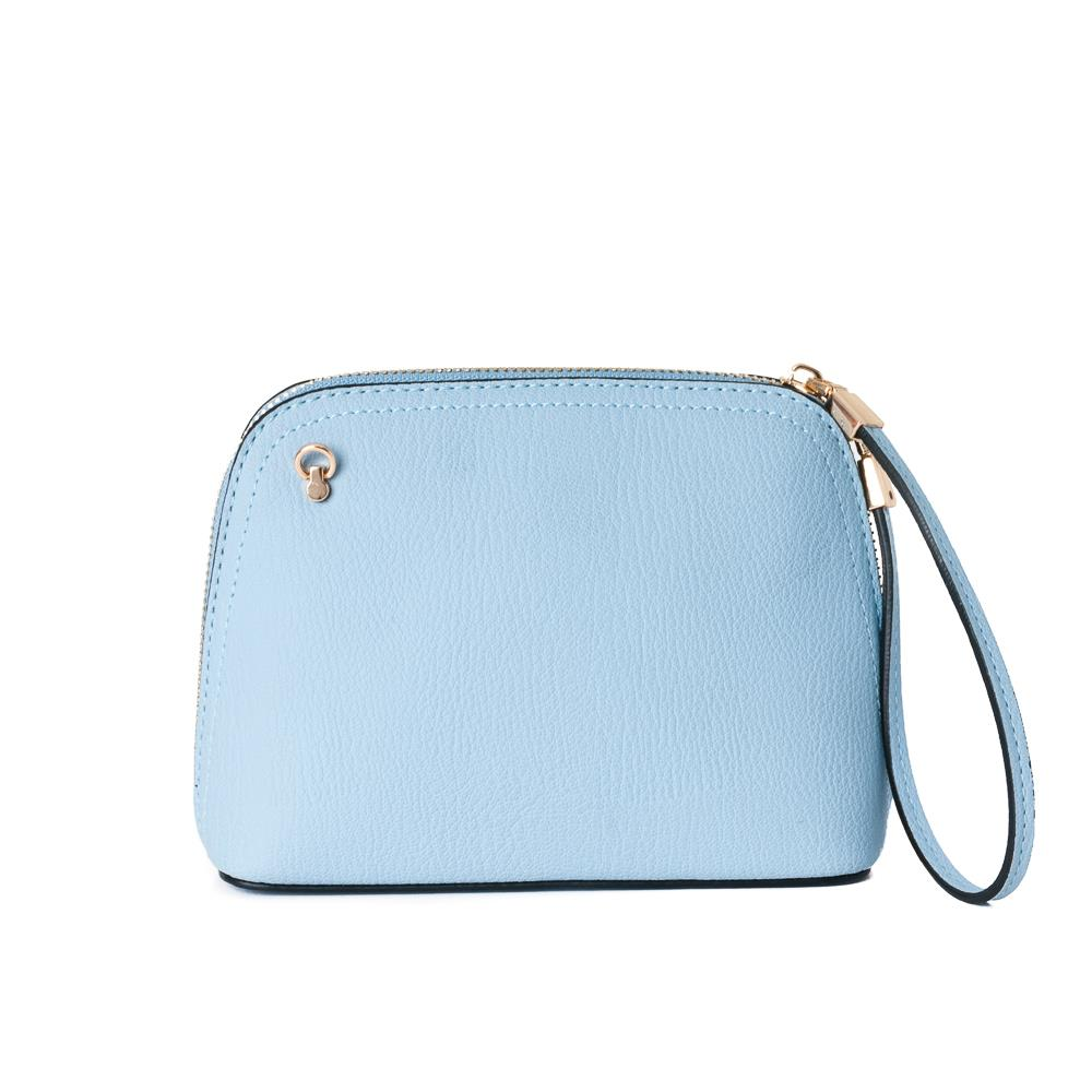 Bag, Amalie clutch lt blue