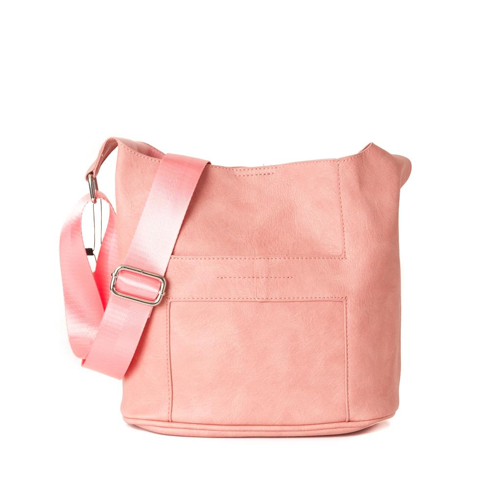 Bag, Anna small cross dusty pink