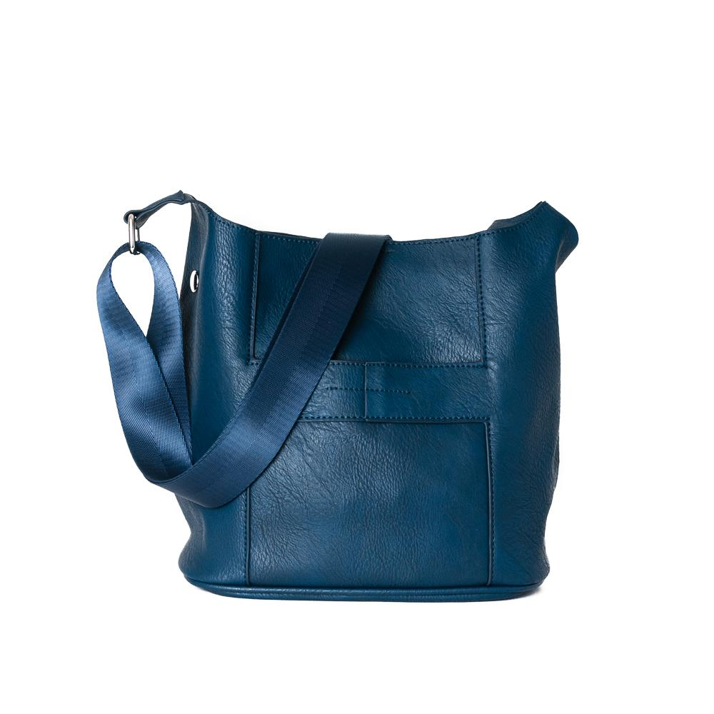 Bag, Anna small cross navy