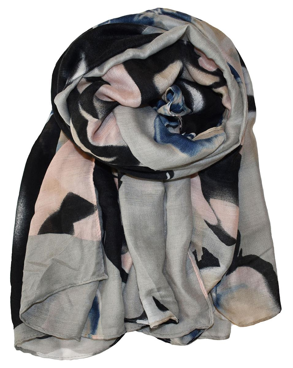 Scarf, grafical printed