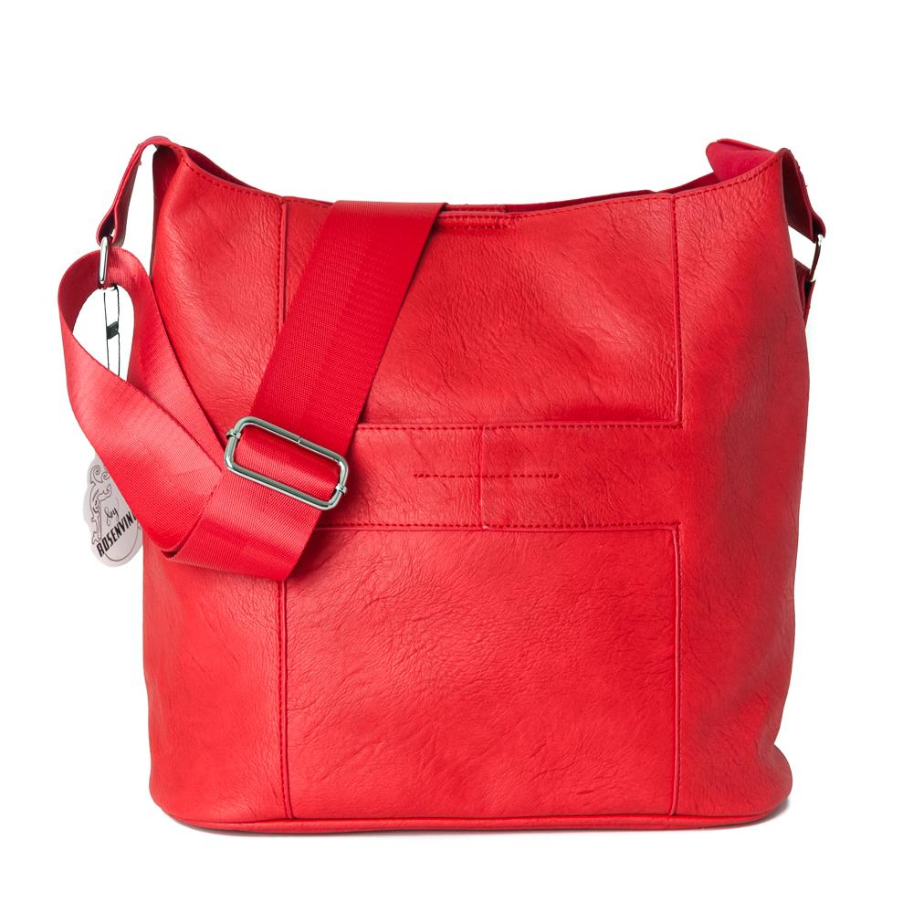 Bag, Anna cross red