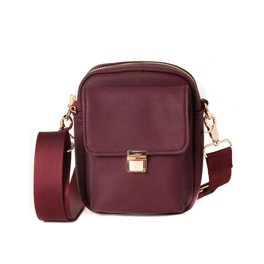 Bag, Ebba citybag bordeaux