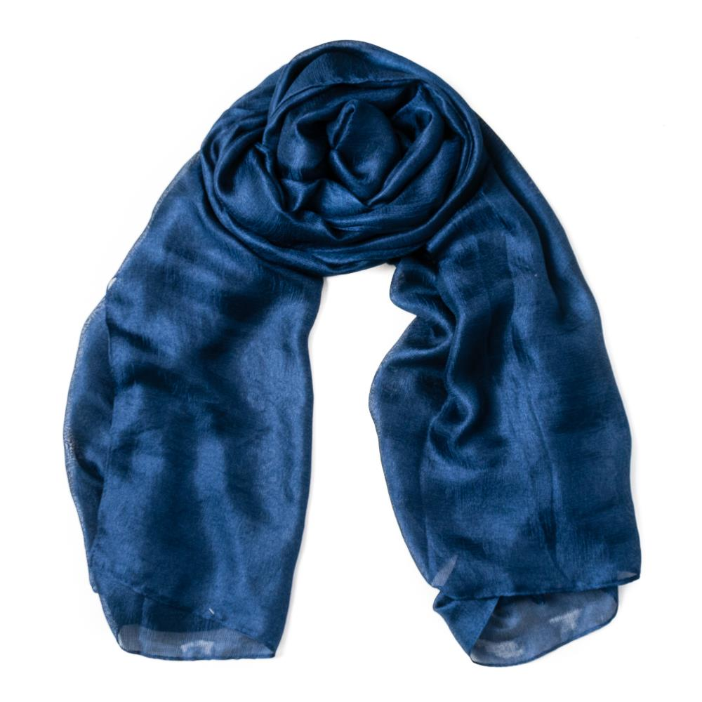 Scarf, party navy