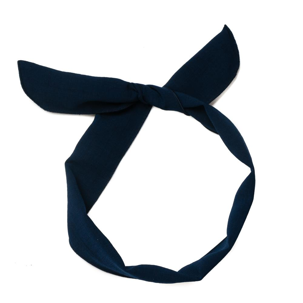 Hairband, Wire navy