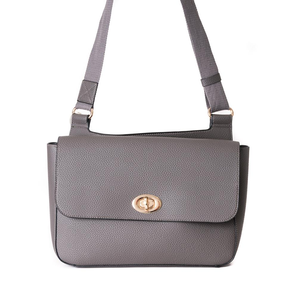 Bag, school grey