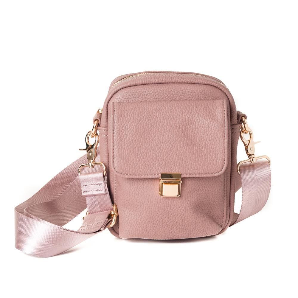 Bag, Ebba citybag dusty pink