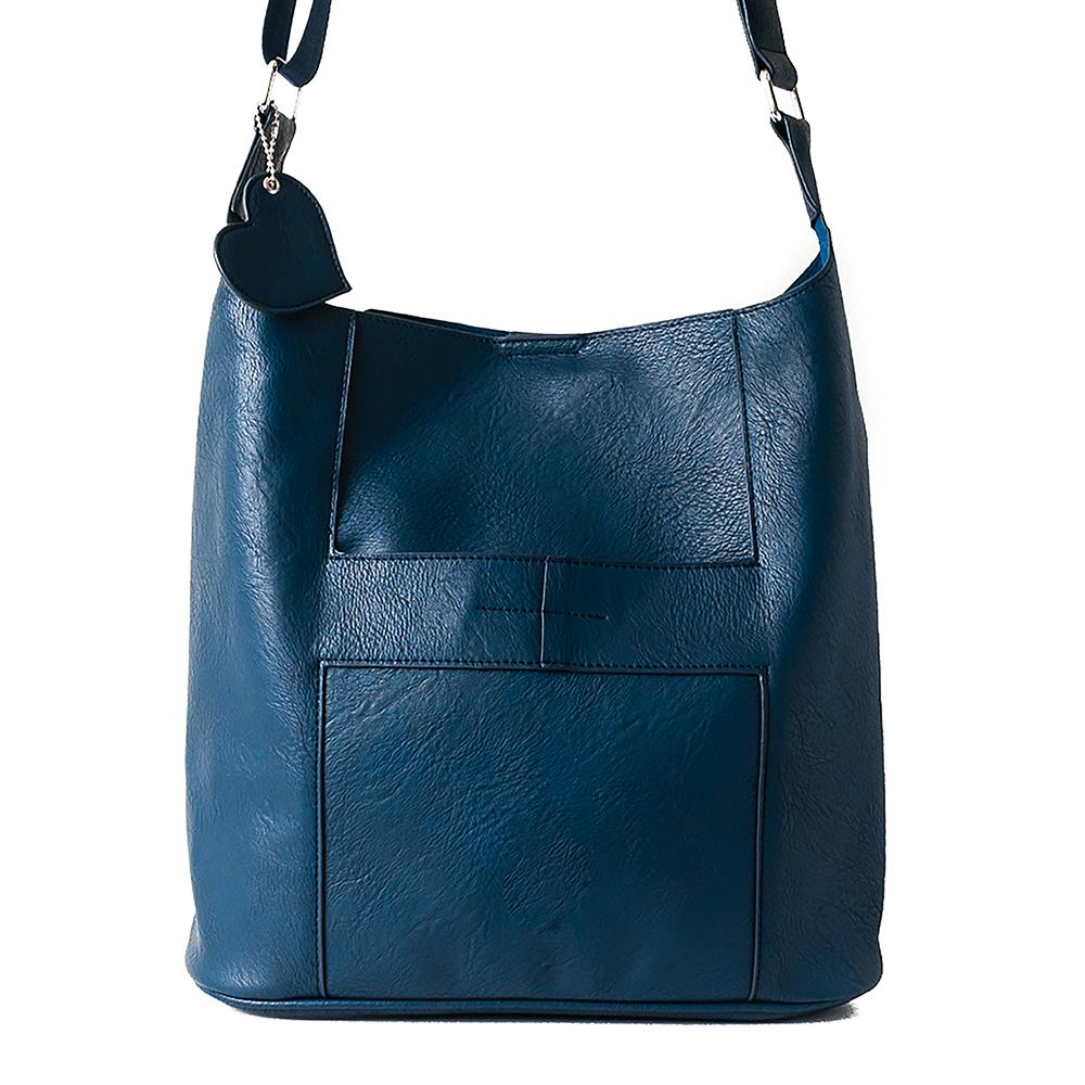 Bag, Anna cross navy