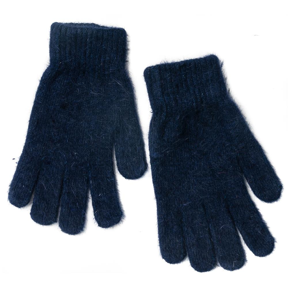 Gloves, Knitted Gloves navy