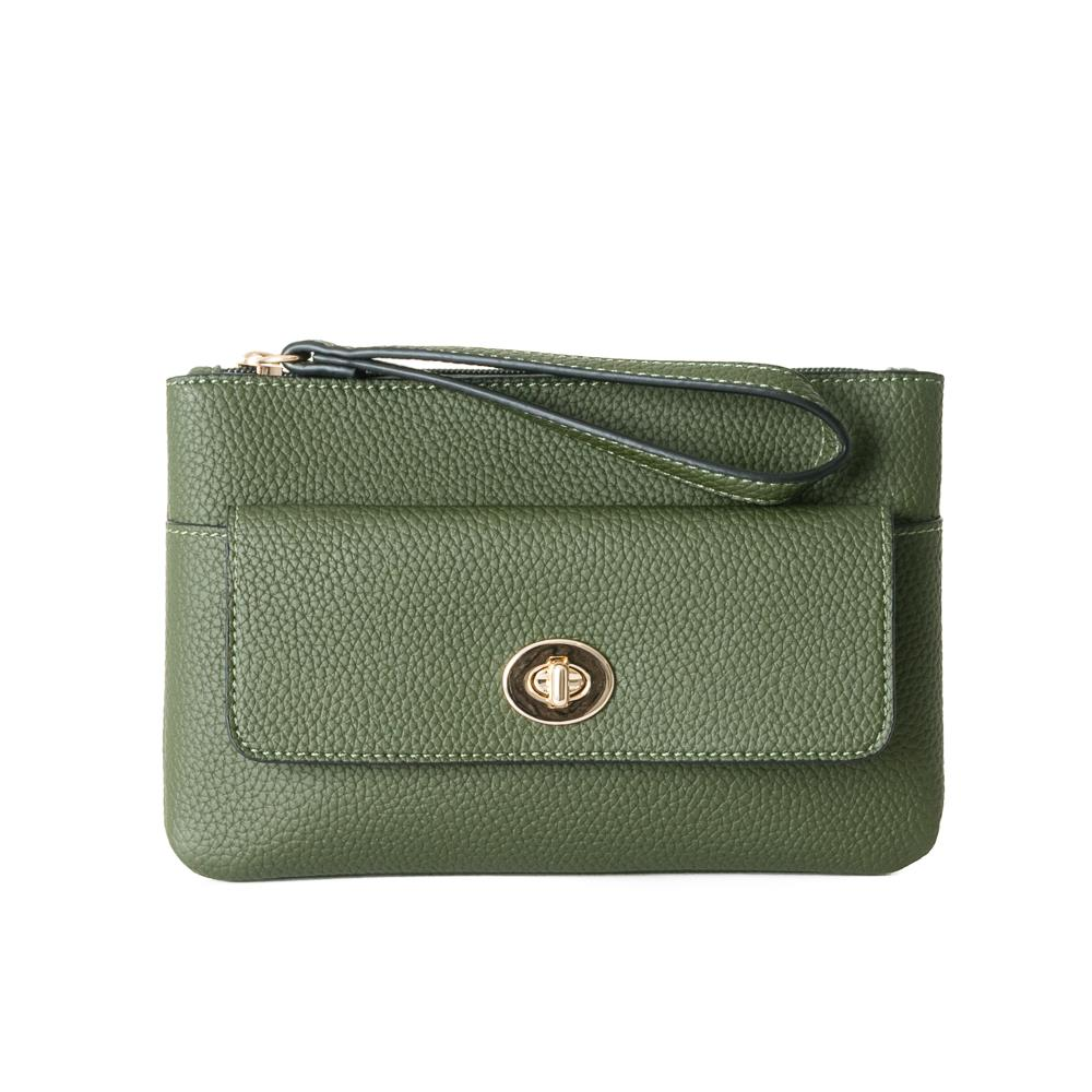Bag, purse school army green
