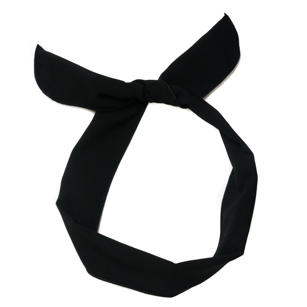 Hairband, Wire black