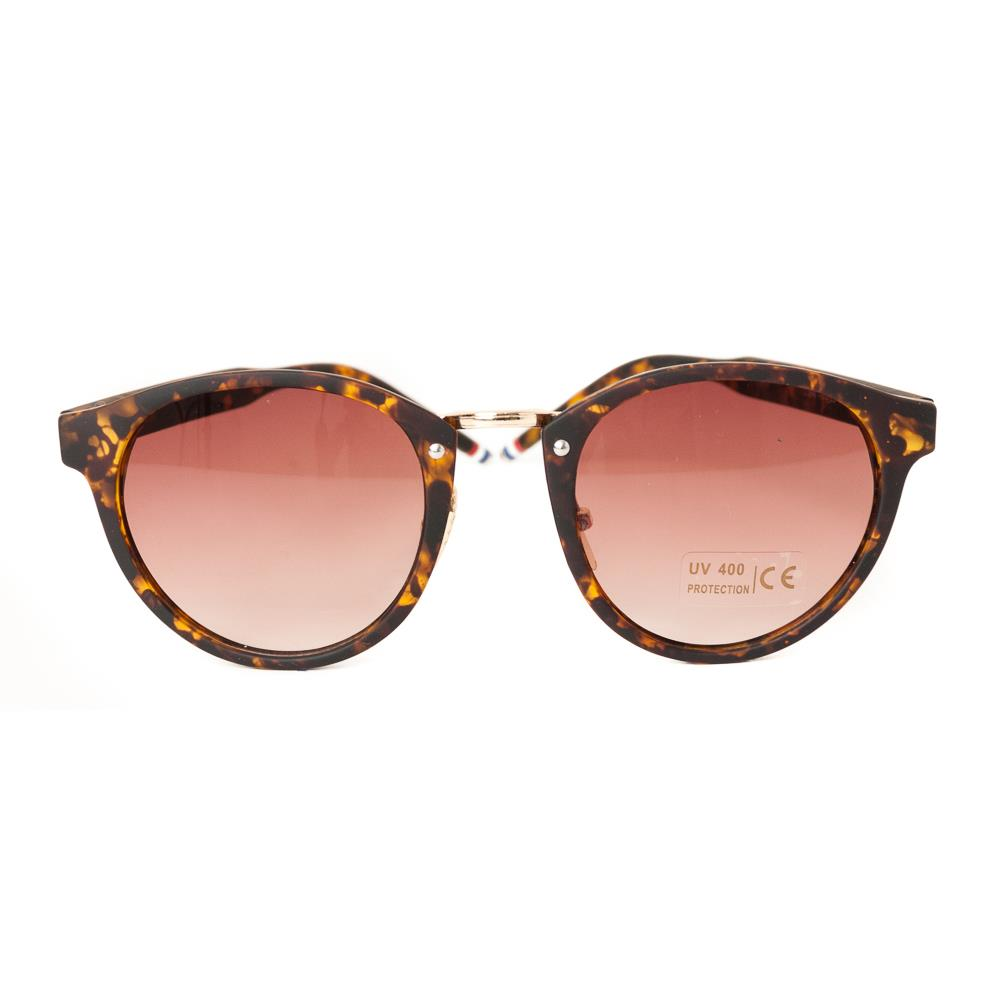 Sunglasses , Hunter shaped brown