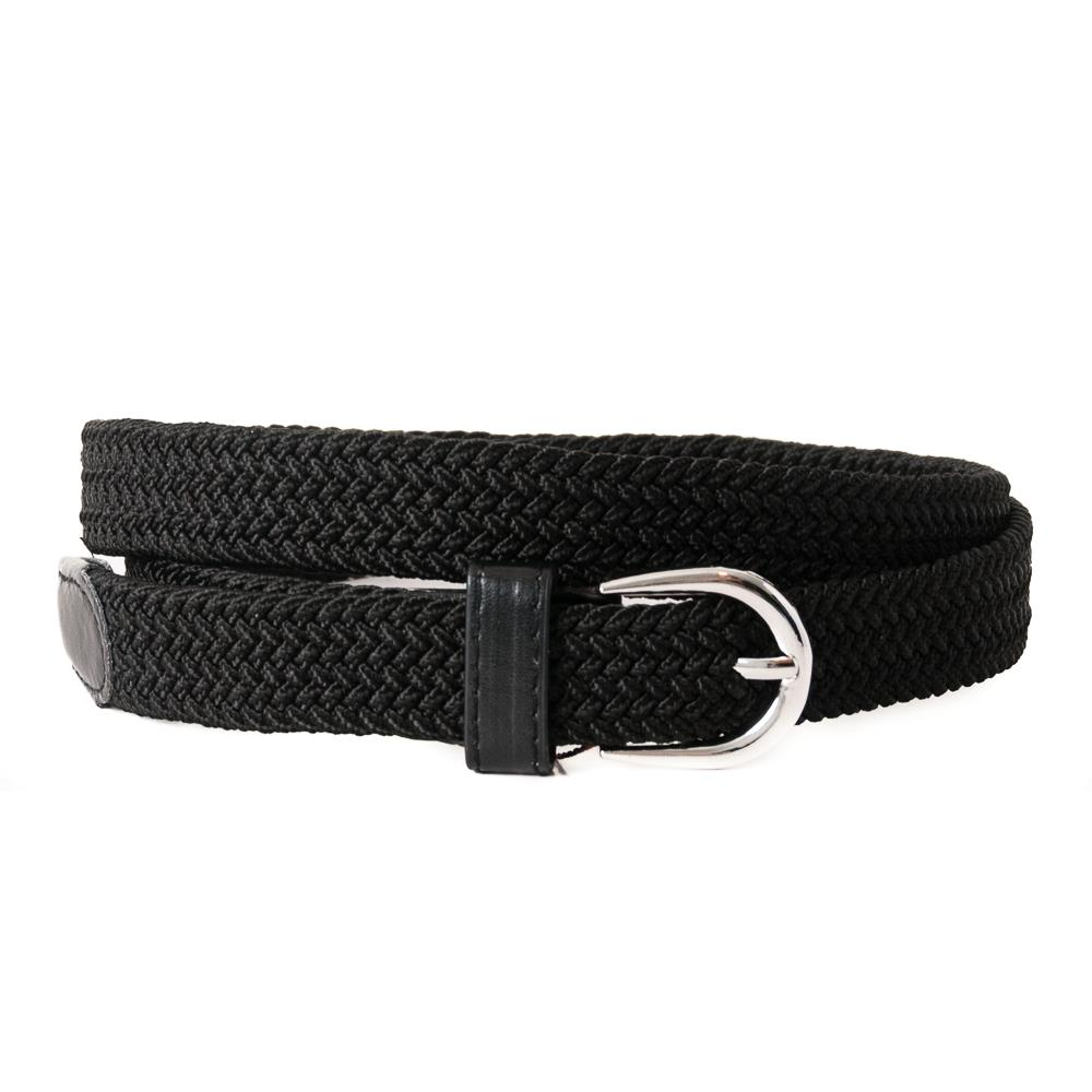 Belt, small elastic  black