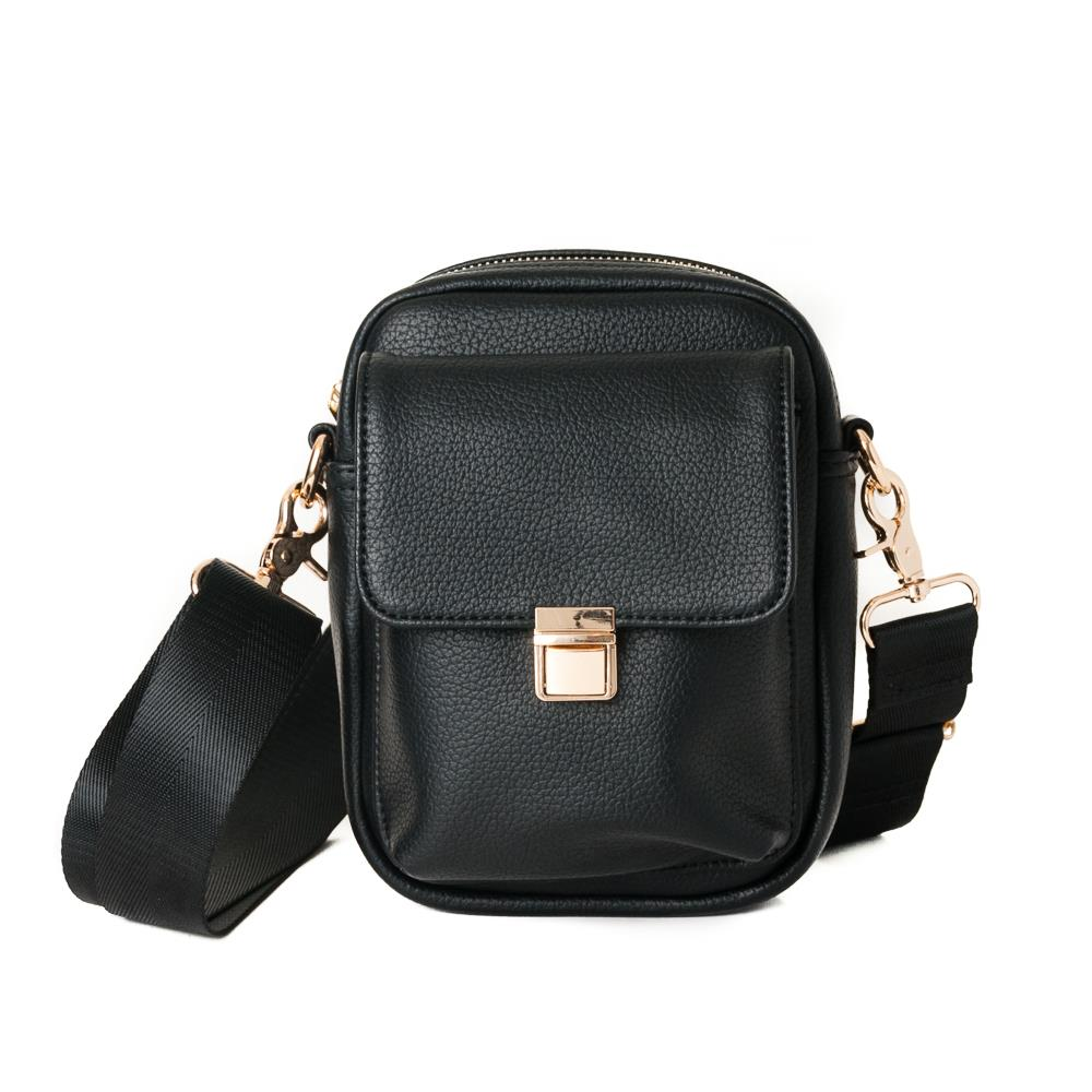 Bag, Ebba citybag black