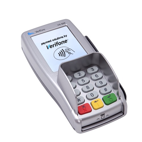 Verifone VX820 betalingsterminal+ethernet dongle og power